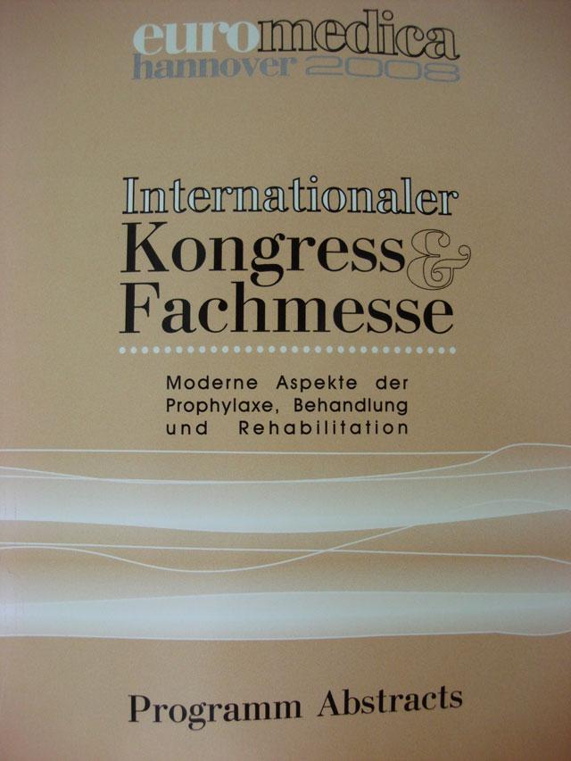 Тезисы Конгресса Евромедика-2008, Ганновер